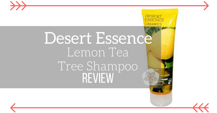 Desert Essence Lemon Tea Tree Shampoo Review