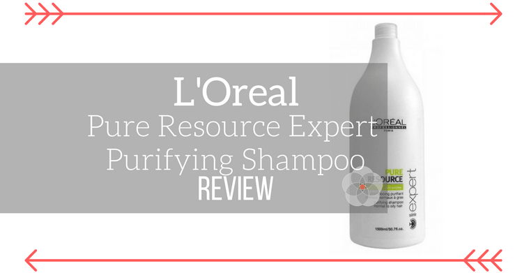 L'Oreal Pure Resource Purifying Shampoo Review