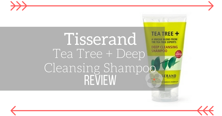Tisserand Tea Tree+ Deep Cleansing Shampoo Review