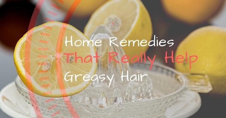 Greasy Hair Natural Fix