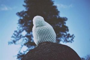 Hat for Winter Dry Skin