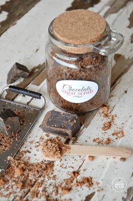 Chocolate Scrub
