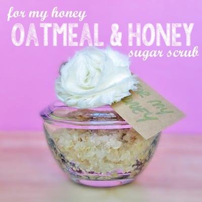 For My Honey Scrub