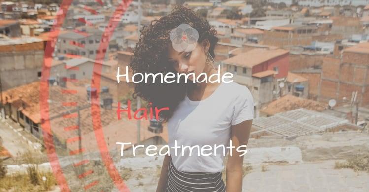 Homemade Hair Treatments1